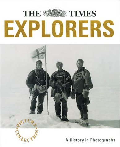 Explorers by Madeleine Lewis, The Times, Smithsonian Institution, Richard Sale