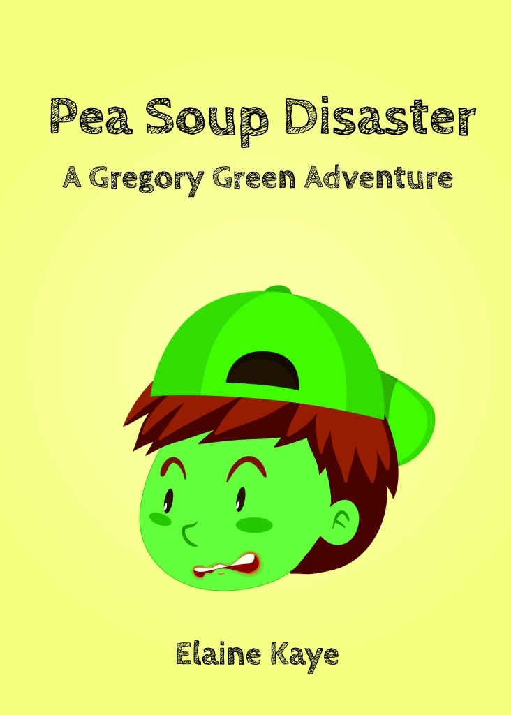 Pea Soup Disaster by Elaine Kaye