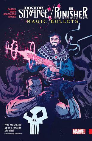 Doctor Strange/Punisher: Magic Bullets by Michael Walsh, Broccardo, Jason Muhr, Nick, Lowe, John Barber, Andrea, Andrea Broccardo