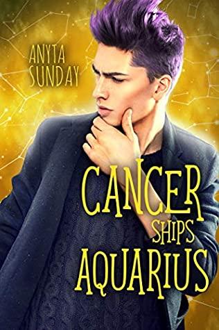 Cancer Ships Aquarius by Anyta Sunday