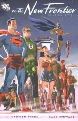 DC: The New Frontier, Volume 2 by Jared K. Fletcher, Darwyn Cooke, Dave Stewart
