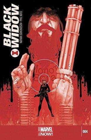 Black Widow #4 by Nathan Edmondson, Phil Noto