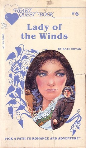 Lady of the Winds by Kate Novak