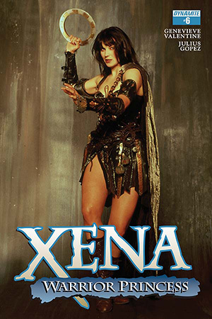 Xena: Warrior Princess (2016) #6: Digital Exclusive Edition by Julius Gopez, Genevieve Valentine
