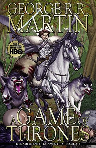 A Game of Thrones #12 by Tommy Patterson, George R.R. Martin, Daniel Abraham