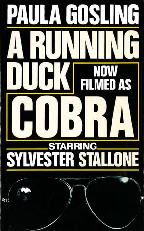 A Running Duck by Paula Gosling
