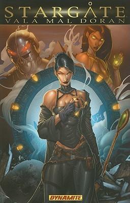 Stargate: Vala Mal Doran by Cezar Razek, Brandon Jerwa