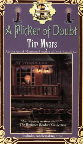 A Flicker of Doubt by Tim Myers