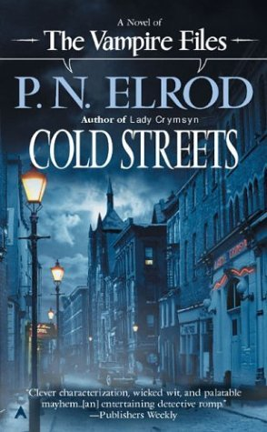 Cold Streets by P.N. Elrod