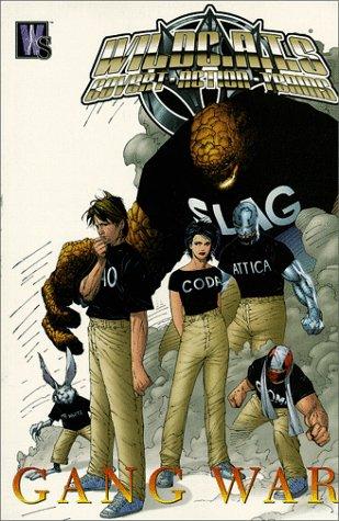WildC.A.T.s: Gang War by Travis Charest, Alan Moore
