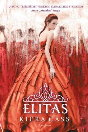 Elitas by Kiera Cass