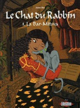 Le Chat du Rabbin, Tome 1: La Bar-Mitsva by Joann Sfar