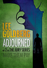 Adjourned by Lee Goldberg