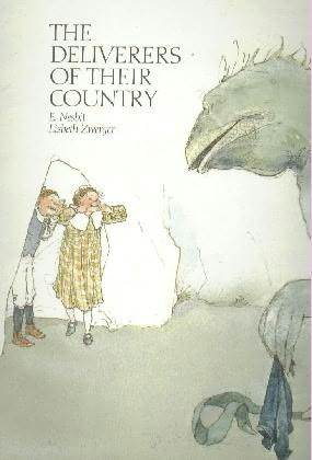 Deliverers of Their Country by E. Nesbit, Lisbeth Zwerger