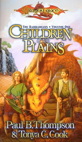 Children of the Plains by Tonya C. Cook, Paul B. Thompson