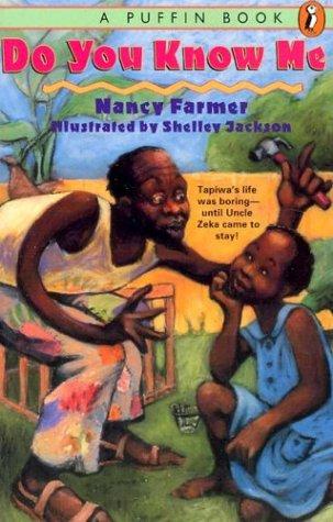 Do You Know Me by Shelley Jackson, Nancy Farmer