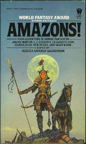 Amazons! by Jessica Amanda Salmonson
