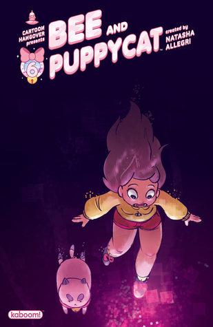 Bee and Puppycat #6 by Meredith McClaren, Andrew Lorenzi, Joy Ang, Natasha Allegri, Carey Pietsch