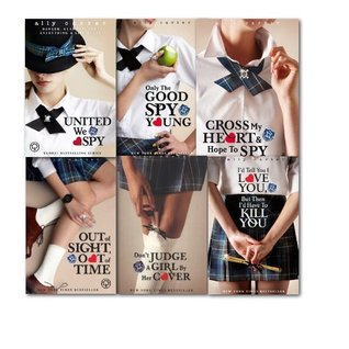 Gallagher Girls Series Collection by Ally Carter