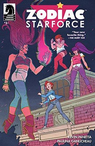 Zodiac Starforce #3 by Paulina Ganucheau, Kevin Panetta