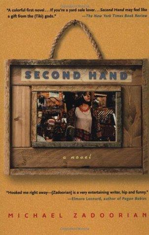 Second Hand by Michael Zadoorian