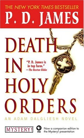 Death in Holy Orders by Christa Seibicke, P.D. James