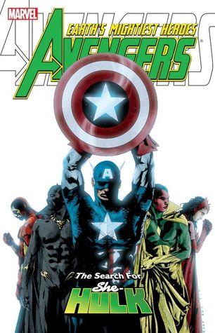 Avengers: The Search for She-Hulk by Stephen Sadowski, Scott Kolins, Geoff Johns