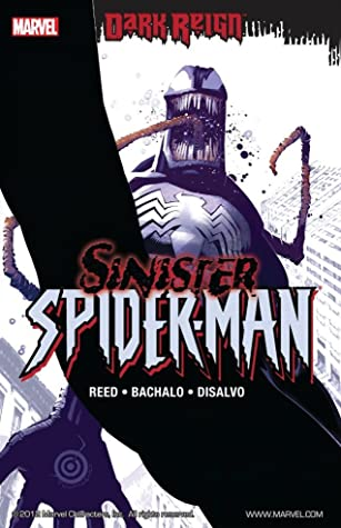 Dark Reign: Sinister Spider-Man by Brian Reed, Chris Bachalo