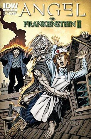 Angel vs. Frankenstein 2 by John Byrne