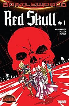 Red Skull #1 by Joshua Williamson