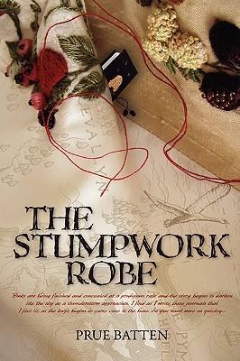 The Stumpwork Robe by Prue Batten