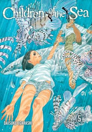 Children of the Sea, Volume 5 by Daisuke Igarashi