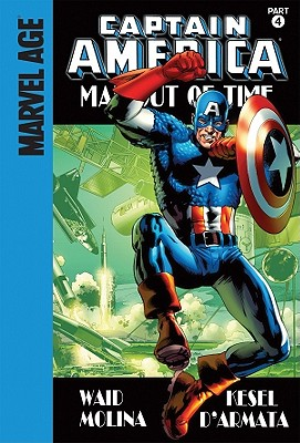 Man Out of Time, Part 4 by Mark Waid