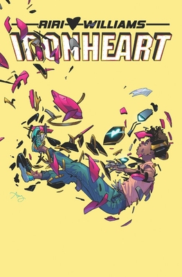 Ironheart: Meant to Fly by Jeff Youngquist, Eve Ewing