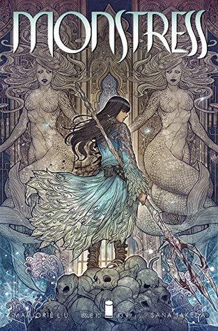 Monstress #10 by Sana Takeda, Marjorie M. Liu