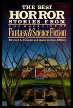 The Best Horror Stories from the Magazine of Fantasy & Science Fiction by Edward L. Ferman, Anne Jordan