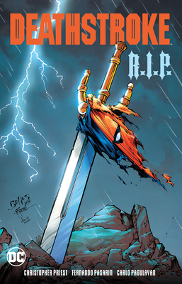 Deathstroke R.I.P. by Christopher Priest