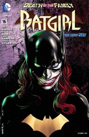 Batgirl #16 by Gail Simone, Ed Benes, Daniel Sampere