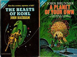 A Planet of Your Own/The Beasts of Kohl by John Brunner, John Rackham
