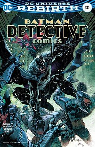 Detective Comics #935 by Eddy Barrows, James Tynion IV
