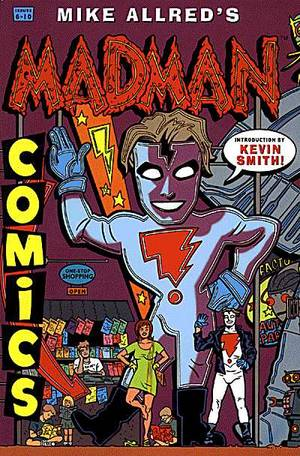 Complete Madman Comics Volume 2 by Mike Allred, Laura Allred