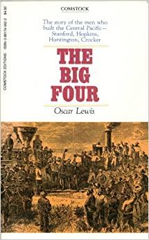 The Big Four by Oscar Lewis