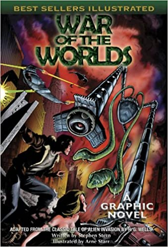 War Of The Worlds by Stephen Stern, H.G. Wells