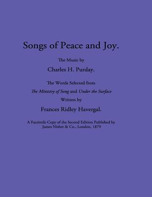 Songs of Peace and Joy by Frances Ridley Havergal