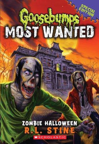 Zombie Halloween by R.L. Stine