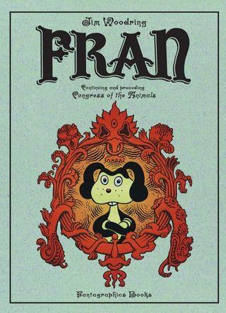 Fran by Jim Woodring