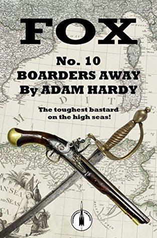 Boarders Away by Adam Hardy