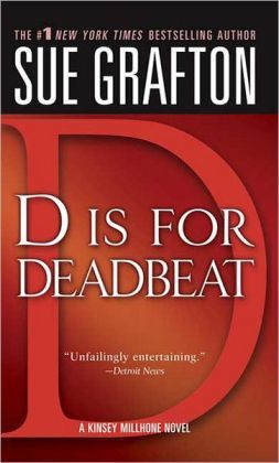 D is for Deadbeat by Sue Grafton
