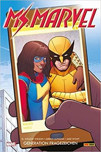 Ms. Marvel: Bd. 2: Generation Fragezeichen by G. Willow Wilson