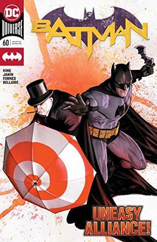 Batman (2016-) #60 by Tom King, Mikel Janín